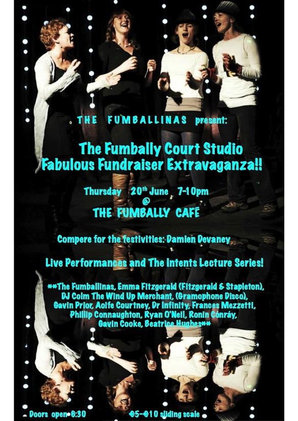 Fumbally Fundraiser June2013 copy