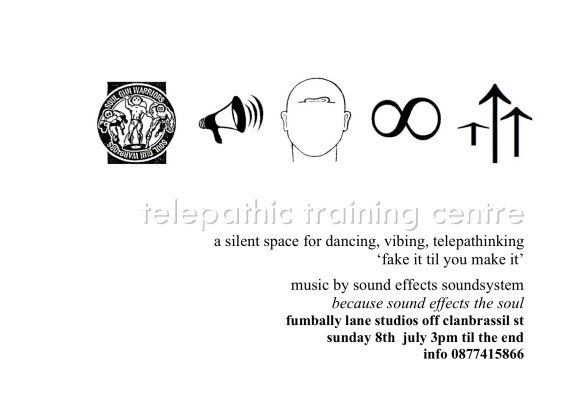 Telepathic Training Centre July 8th